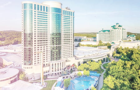 Foxwoods Resort Casino Hotel and Pool